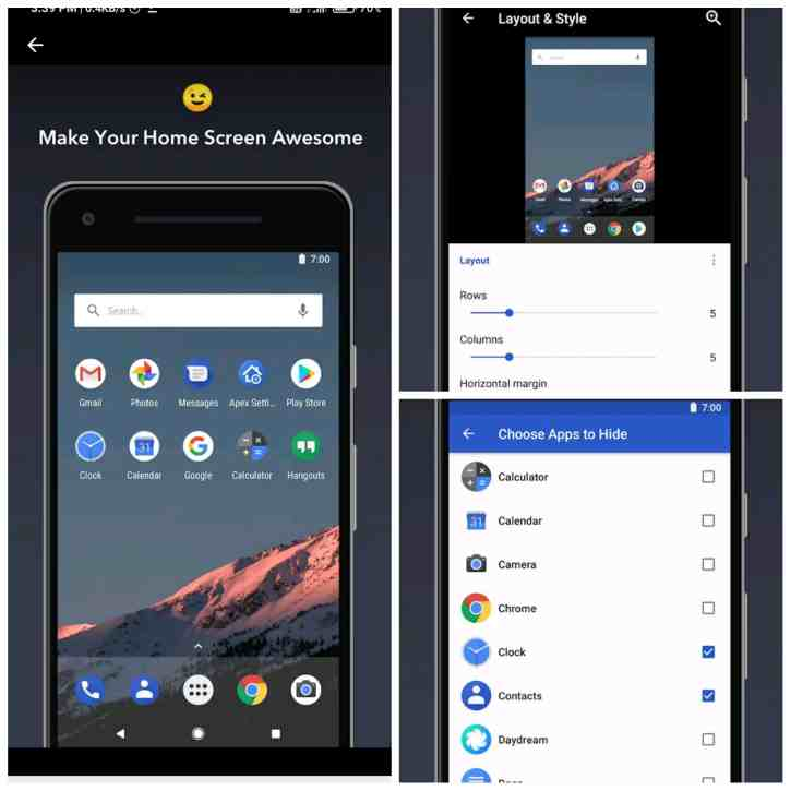 Apex Launcher Pro Apk 5.1.0 Free on Android 2021